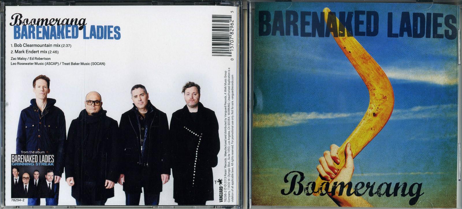 Barenaked Ladies - Did I Say That Out Loud? Lyrics